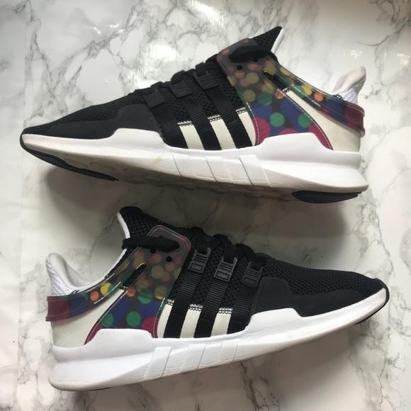 adidas Other - Adidas eqt adv 91-16 Pride Pack Shoes Men s 10 af85e8556